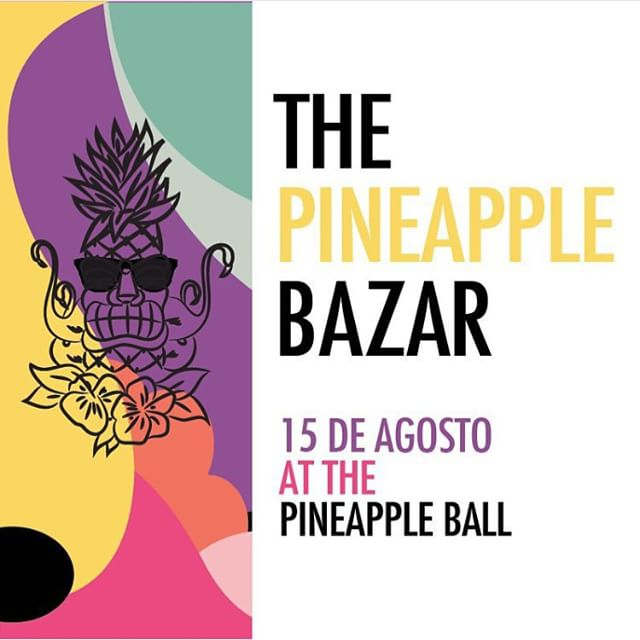 Hello lovers! 💗 Join us at the #pineapplebazar , a collaboration with @shaveurlegz and @thehippienerd at The Pineapple Ball ☀️🌴✨ For more information email pineapplebazar@gmail.com #heartshapehotel #thn #pineappleball #DR