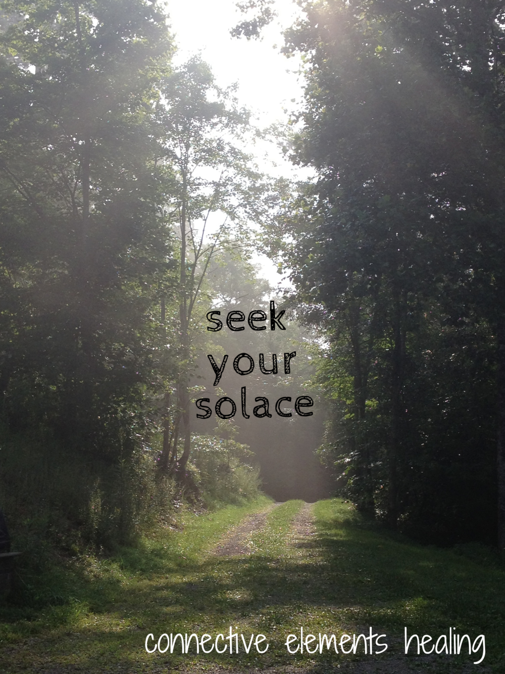 Connect  with the photo: Savoring the glorious sunrayson the last morning of my first silent retreat Happy Valley, TN