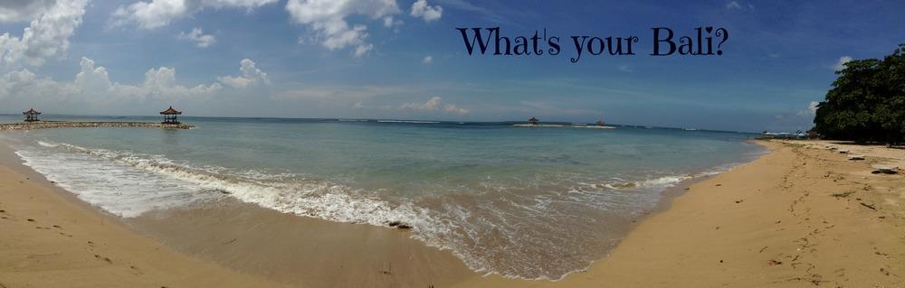 First Bali Beach - Sanur Beach, Sanur, Bali, Indonesia