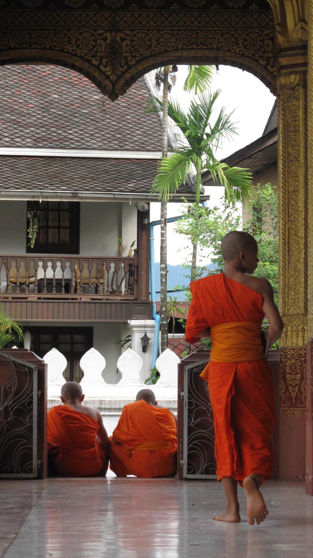 """Soles"" - Luang Prabang, Laos"