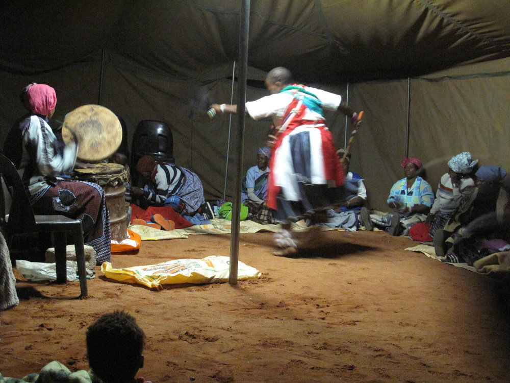 Dancing with the Grandmothers -  Limpopo Province, South Africa
