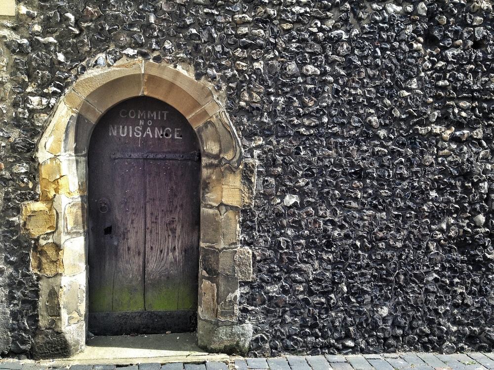 Past the Clocktower