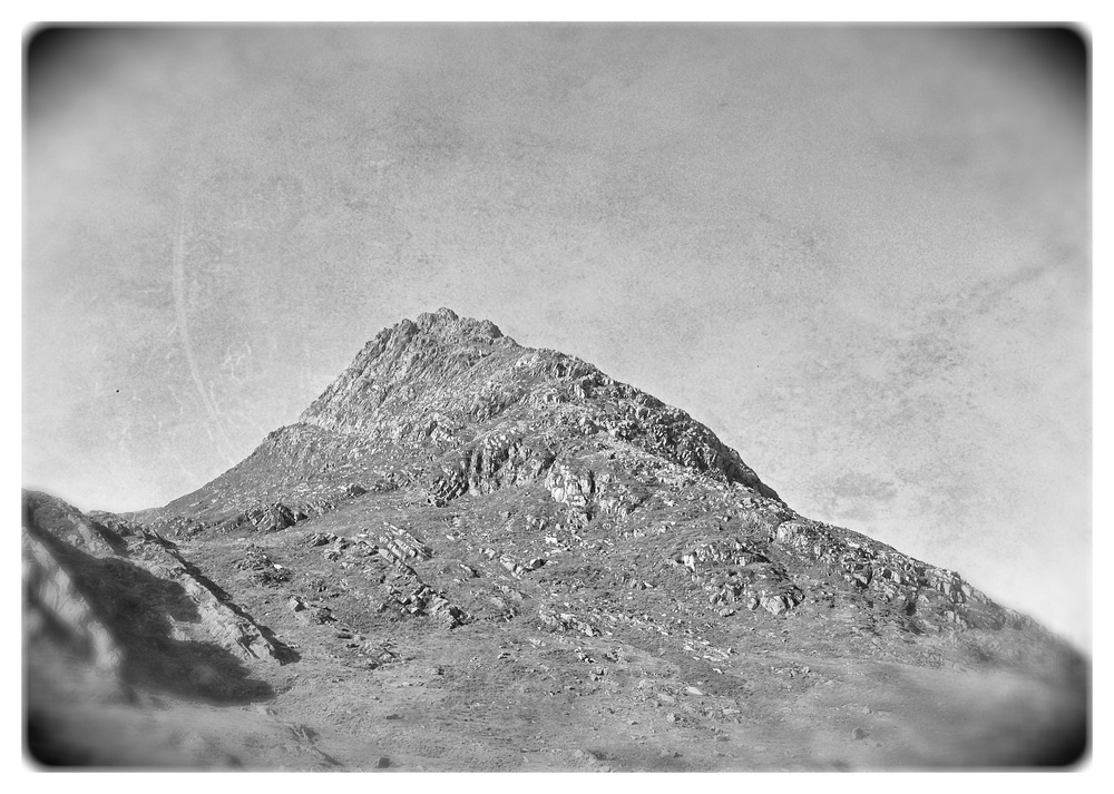Mt. Tryfan. Easy or hard depending upon your attire