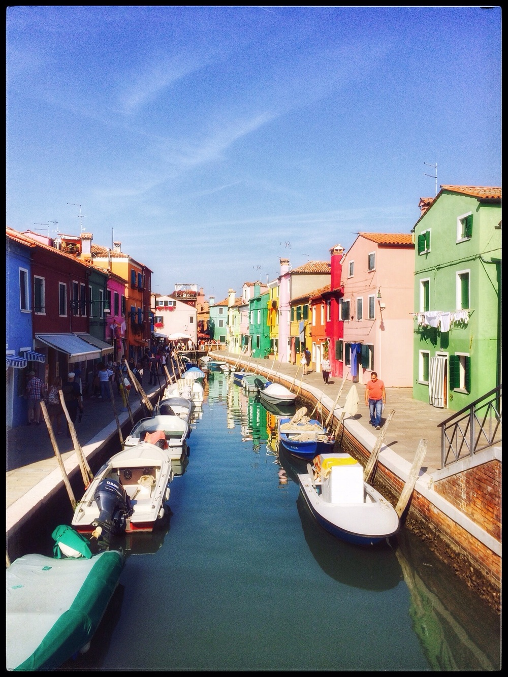 Burano without the fog