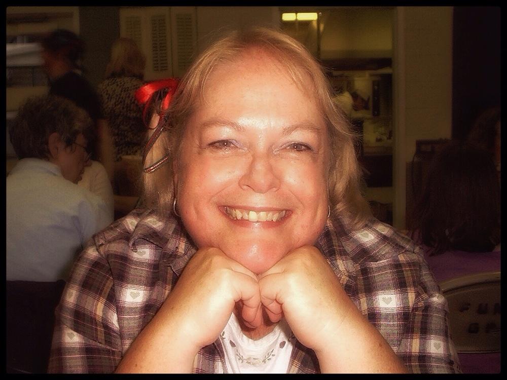 My chicken-raising, snake-killing, sassy Aunt Kathie