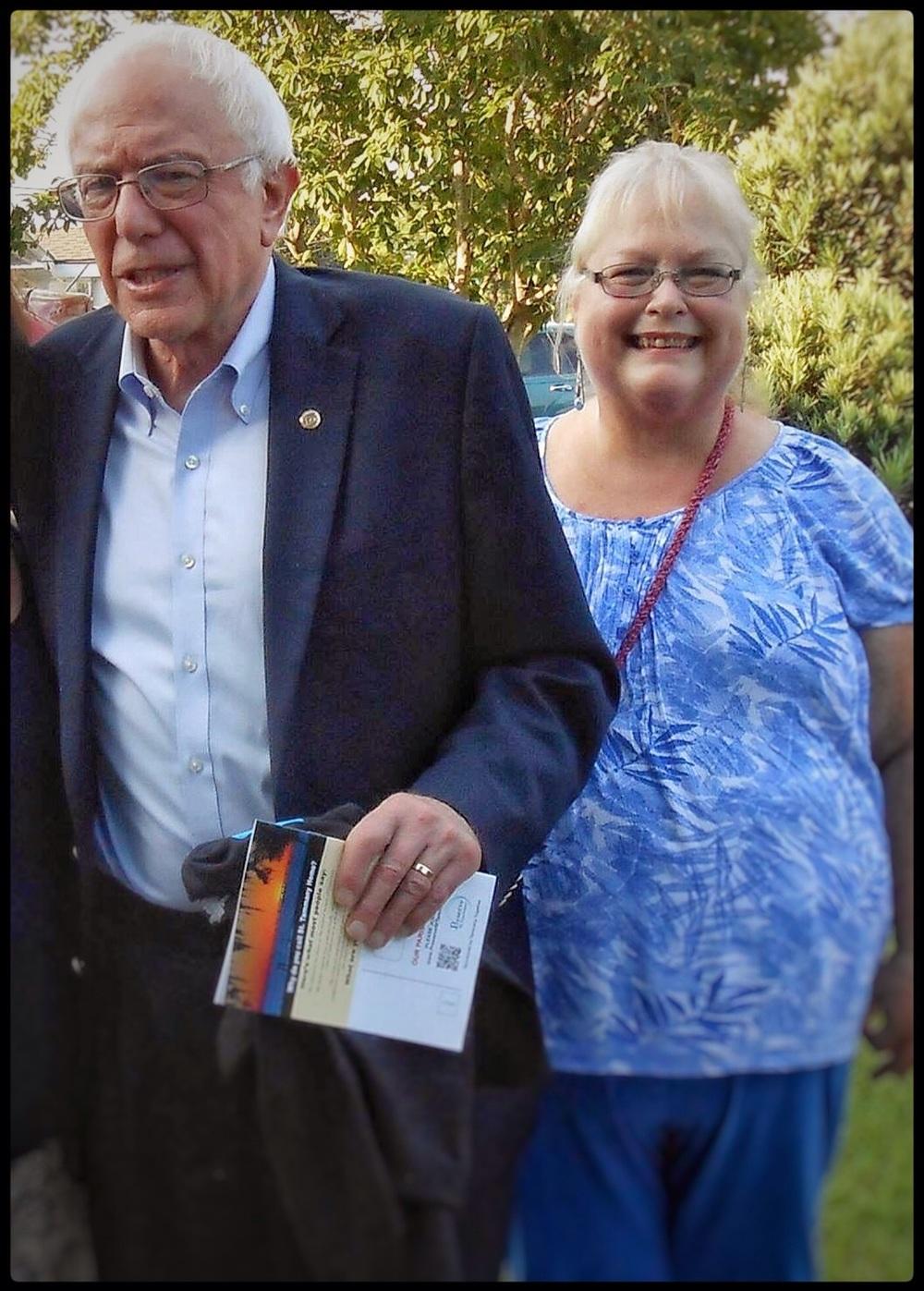 A Bernie Democrat in the wilds of Louisiana
