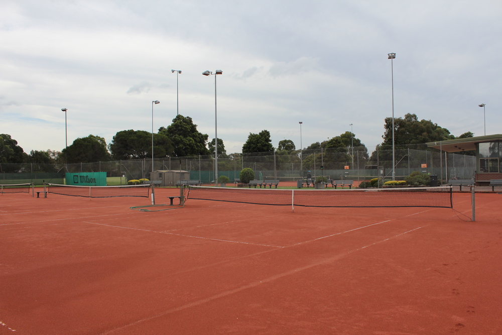 LEGEND PARK TENNIS CLUB