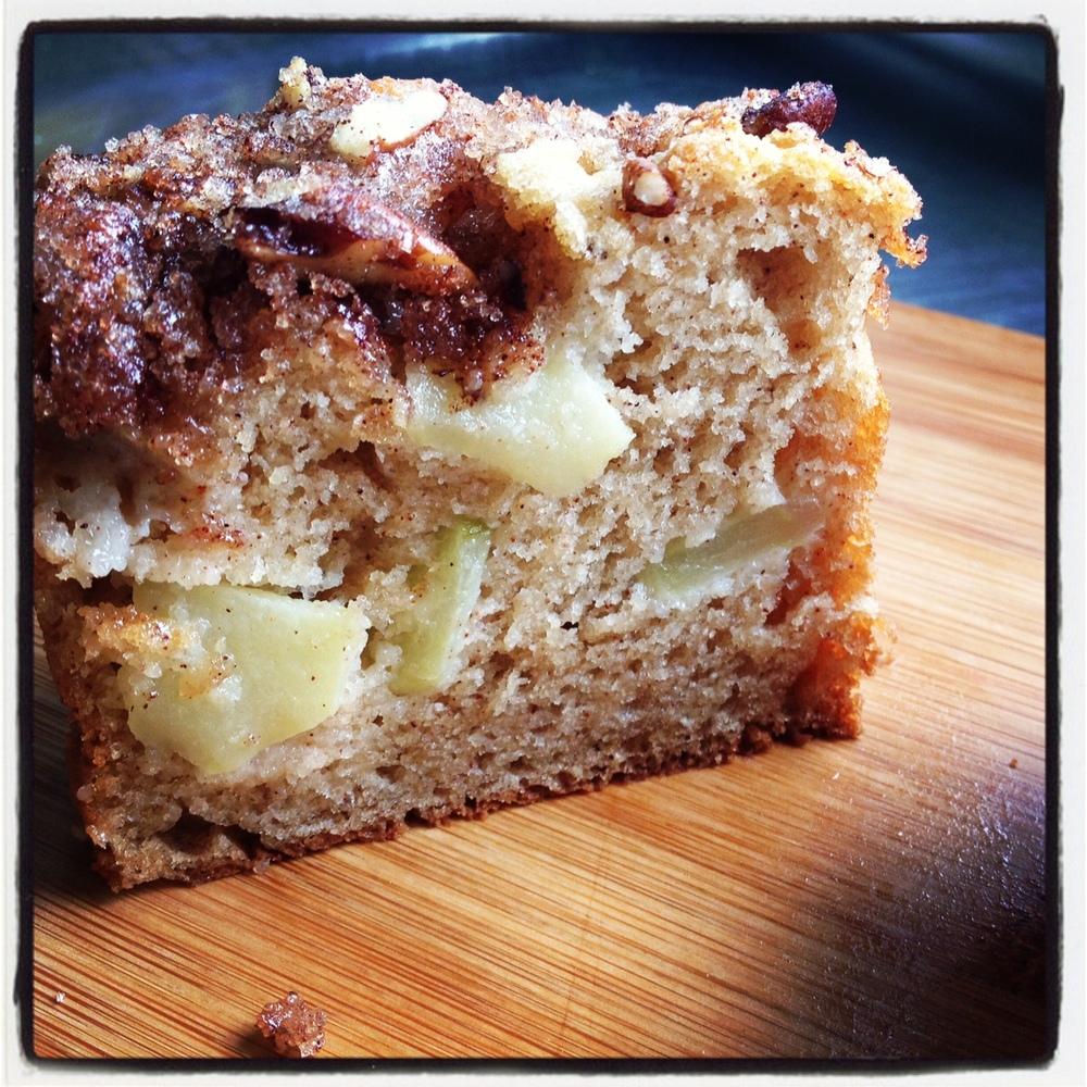 GFC testing apple cake insta..JPG