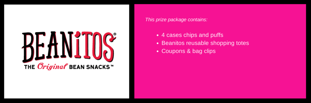 Enter below to win one of the 7 prize packs listed above. Retail value $100 per prize package. These packages will be awarded on August 28, 29, 30, 31, September 1, 2, and 3.
