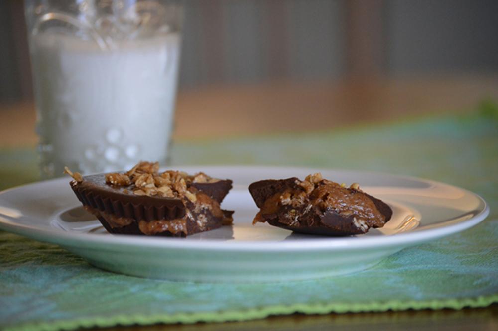 Kind Snacks Recipe Collaboration Chocolate Caramel Crunch