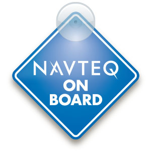 NAVTEQ ON BOARD CAMPAIGN