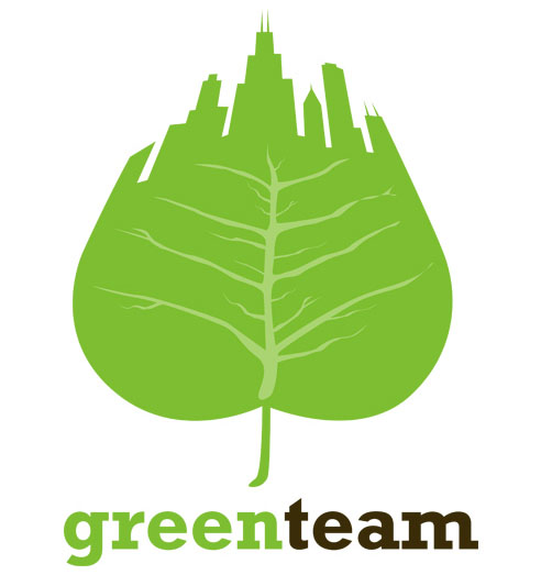 Chicago Green Team logo