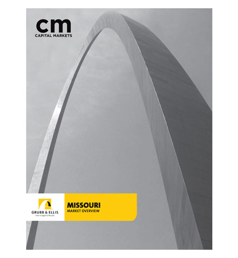 Cover from the Missouri issue