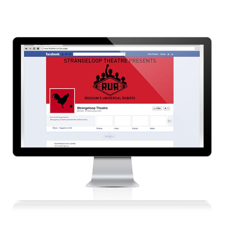 Strangeloop Theatre Company's Facebook Page