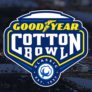 GOODYEAR COTTON BOWL