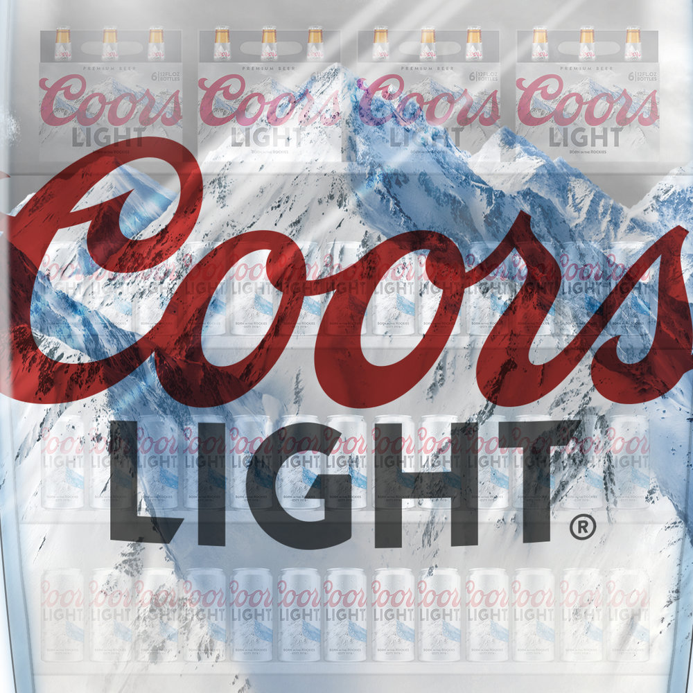 COORS LIGHT GLOBAL COOLER