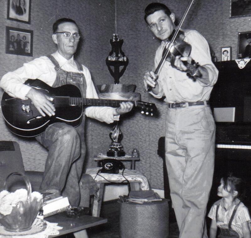 Charlie Wyatt and Bud Wyatt