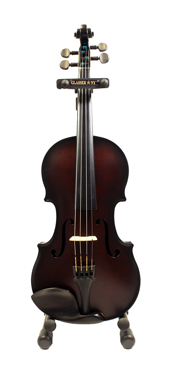 Glasser Carbon Fiber Violin