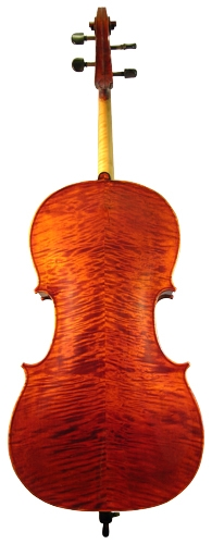 WVS model 400 fully carved Cello
