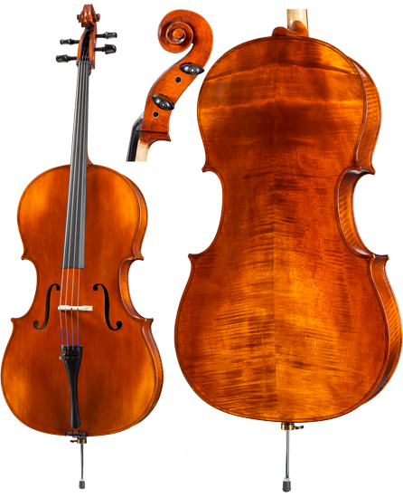 Wyatt Violin A34 Cello