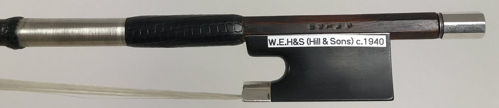 W.E. Hill & Sons, England c.1940 (WE H&S)
