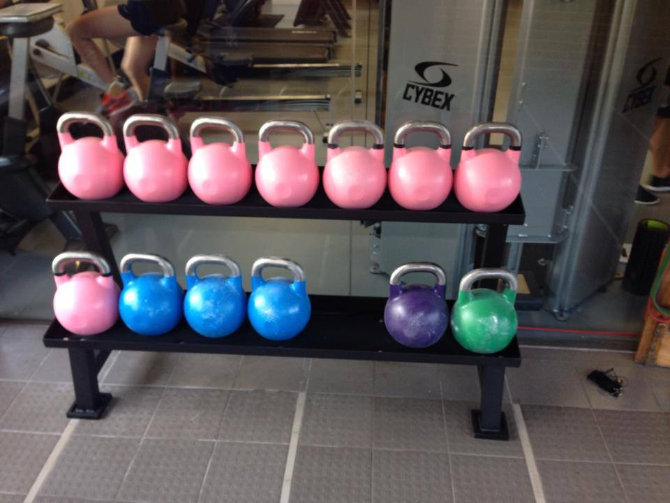 Kettlebell's have just arrived for a brand new Strength class to be added to the Soul timetable in May!