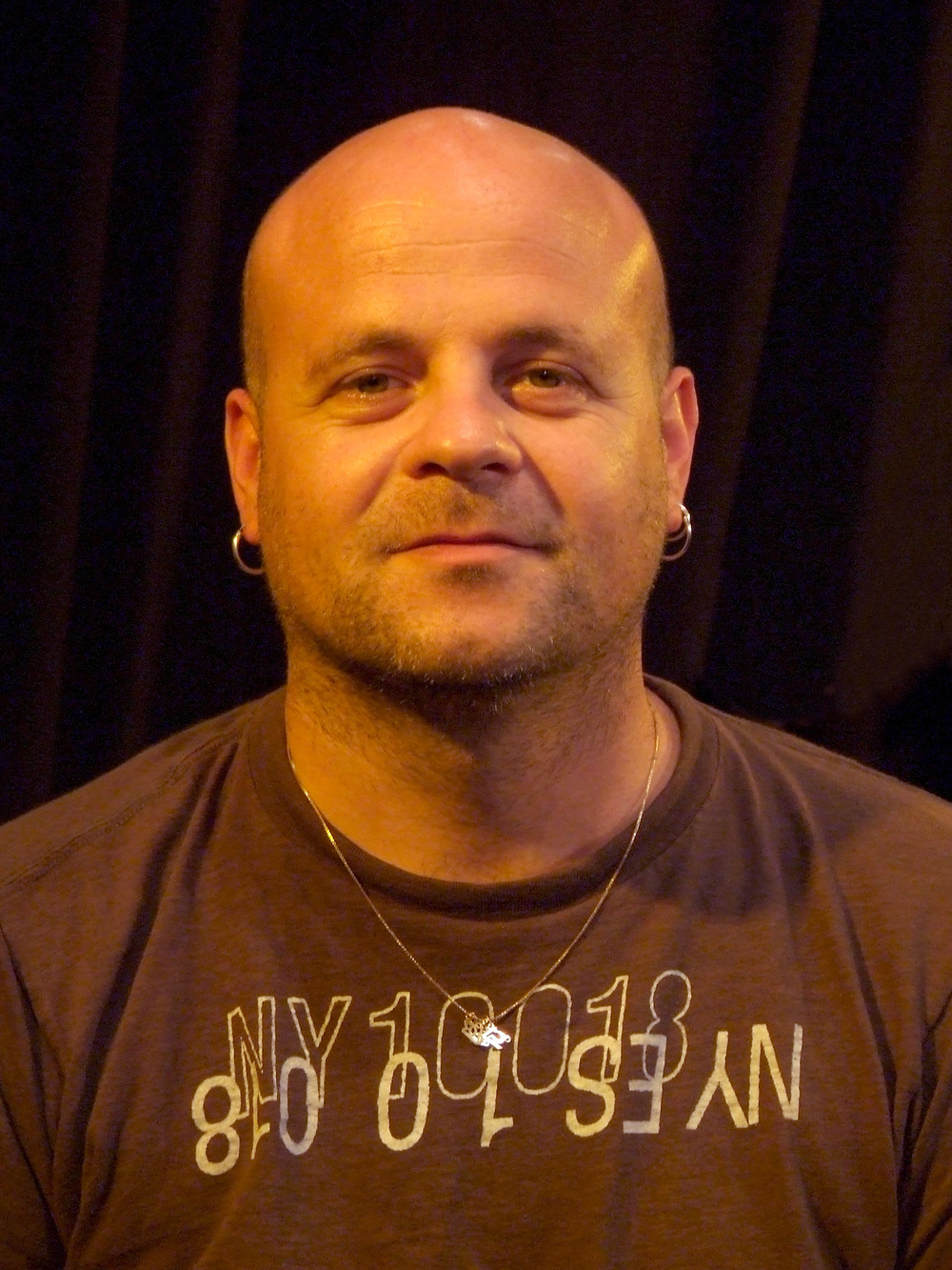 Playwright Yoav Michaeli