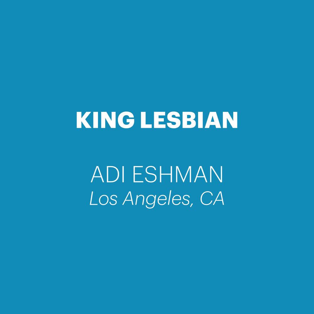 Eshman - King Lesbian.jpg