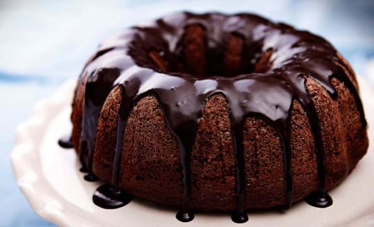 Jane's Healthy Kitchen - Paleo Chocolate Pudding Cake!!