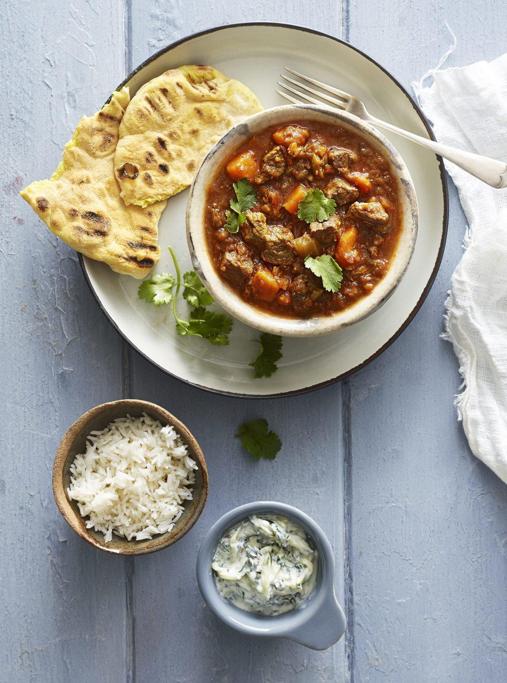 Korma Lamb Curry