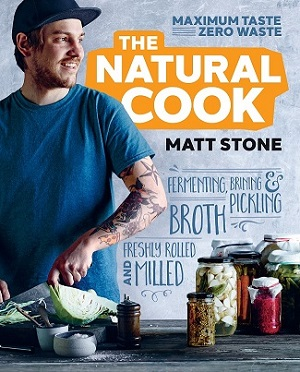 Natural Cook book cover