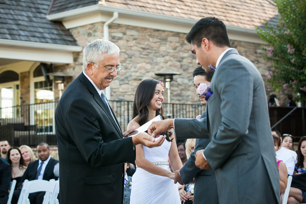 Piedmont-Valley-Country-Club-Wedding-ceremony