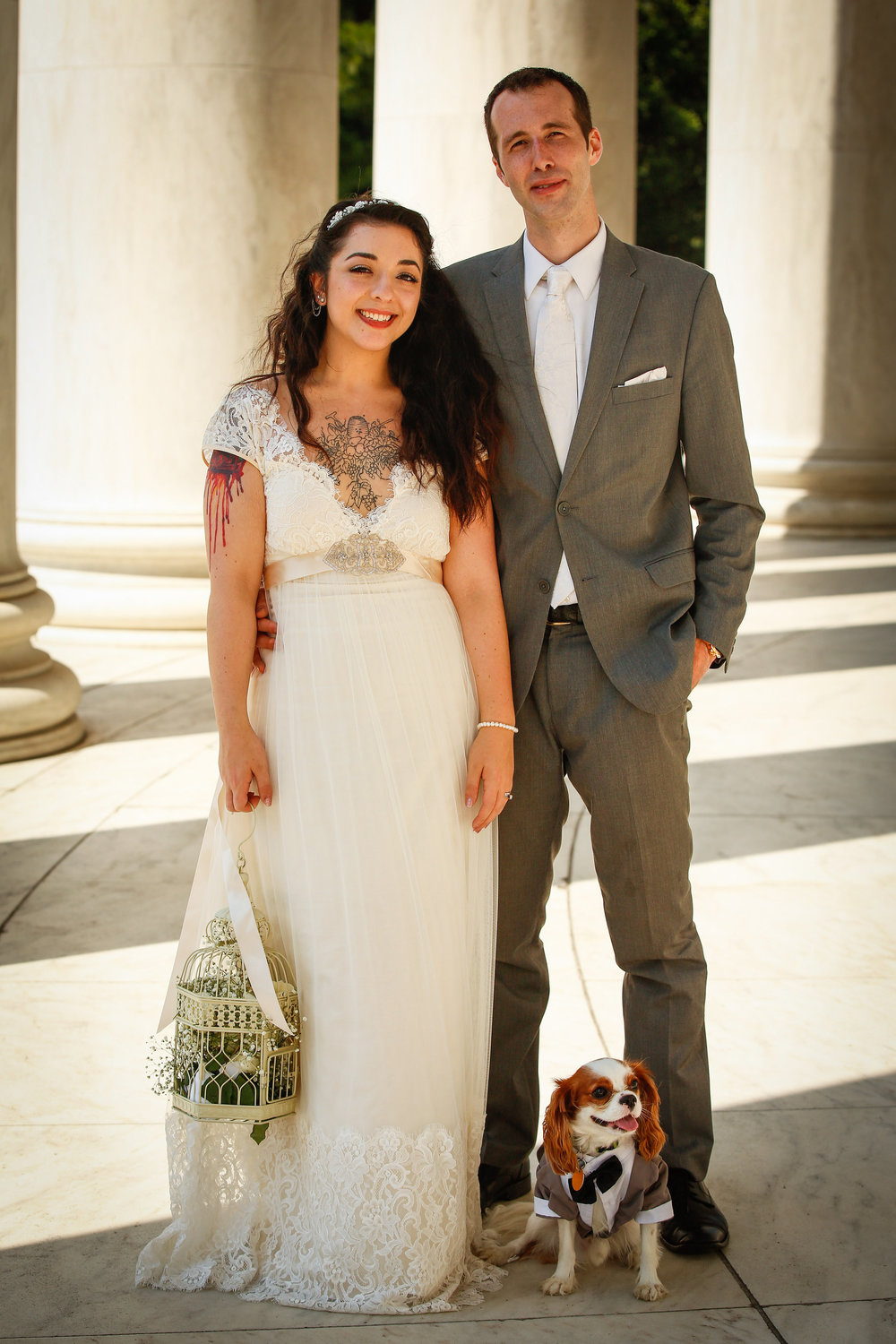 bringing-your-dog-to-your-wedding
