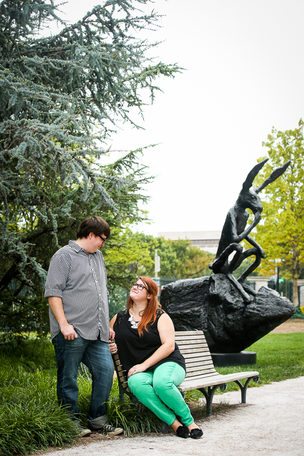 National-sculpture-gardens-Engagement-Session-washington-dc-photographer