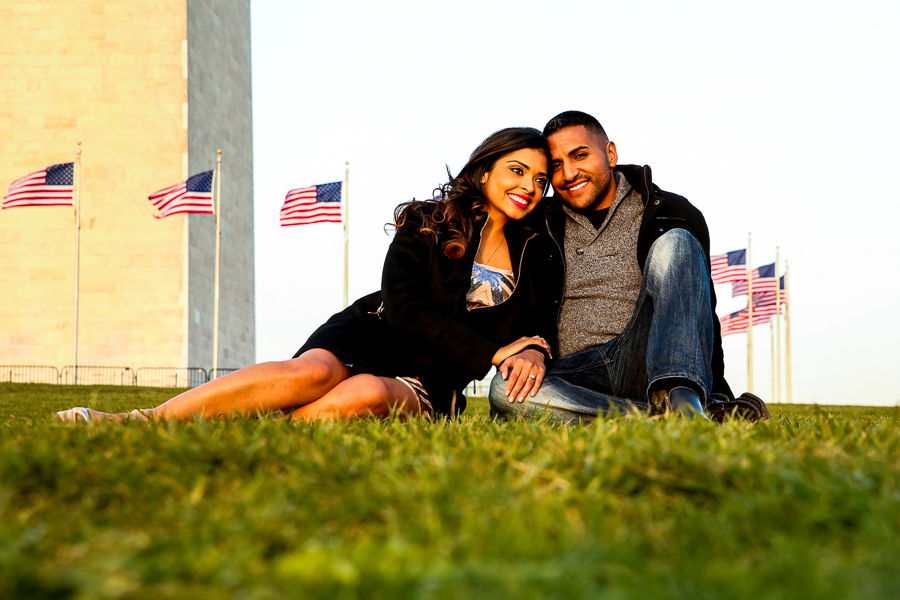 Washington-DC-National-Mall-Engagement-Session