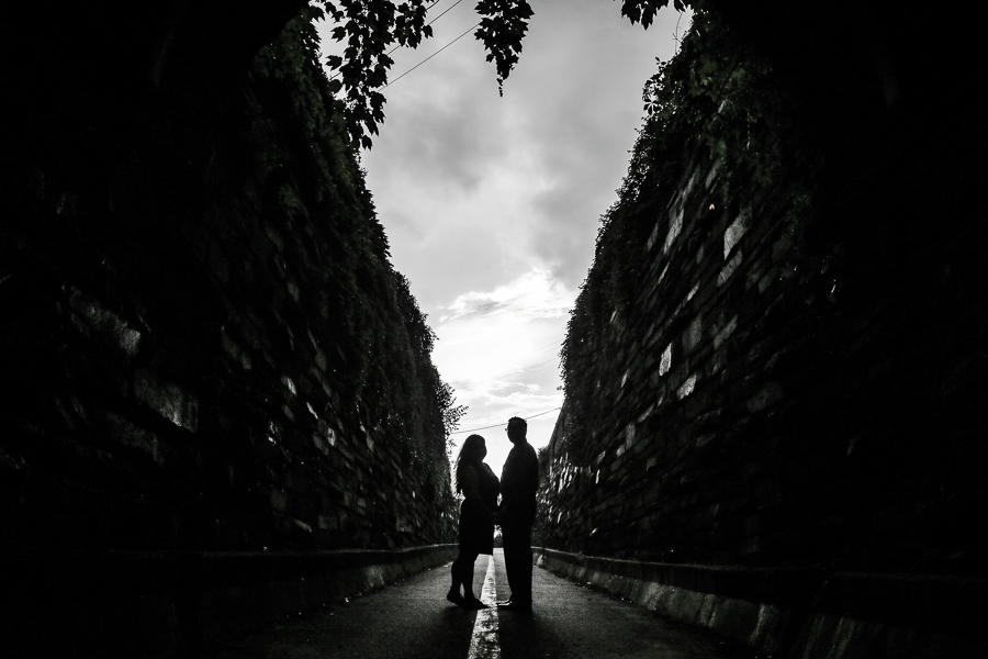 wilkes-street-tunnel-alexandria-engagement-session