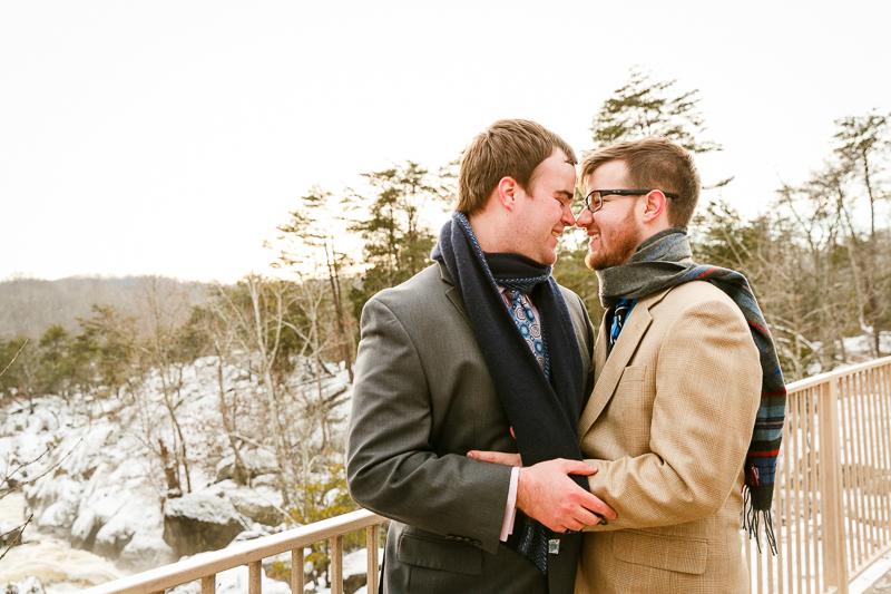 washington-dc-gay-engagement-session