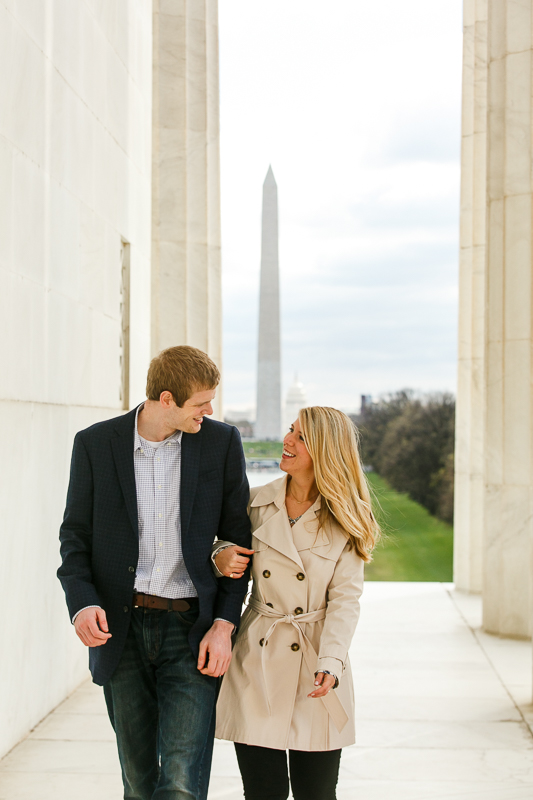 Washington-DC-Lincoln-Memorial-Engagement-Session-Photographer