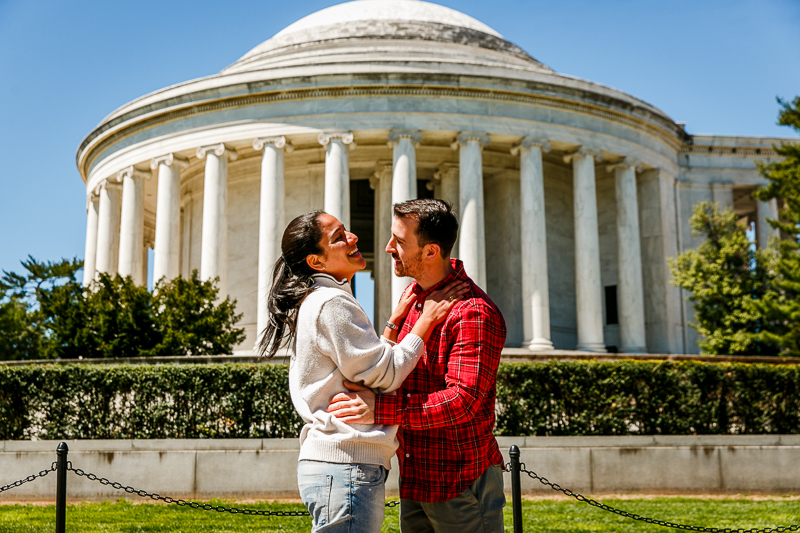 Jefferson-Memorial-Engagement-Session-Washington-DC-Wedding-Photographer
