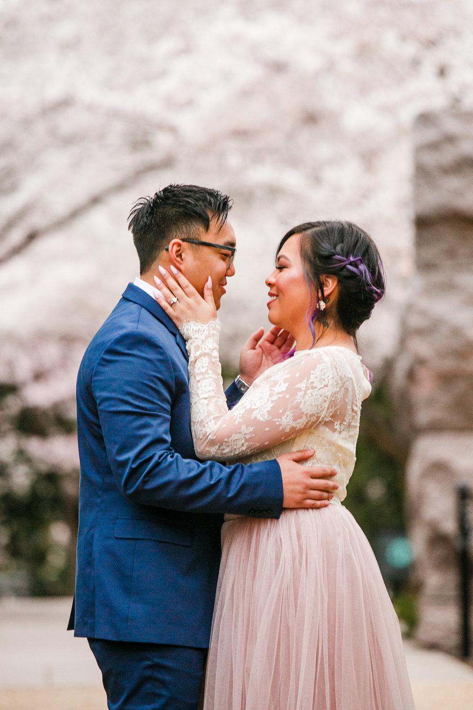 Washington-DC-Sunrise-Cherry-Blossom-Engagement-Session