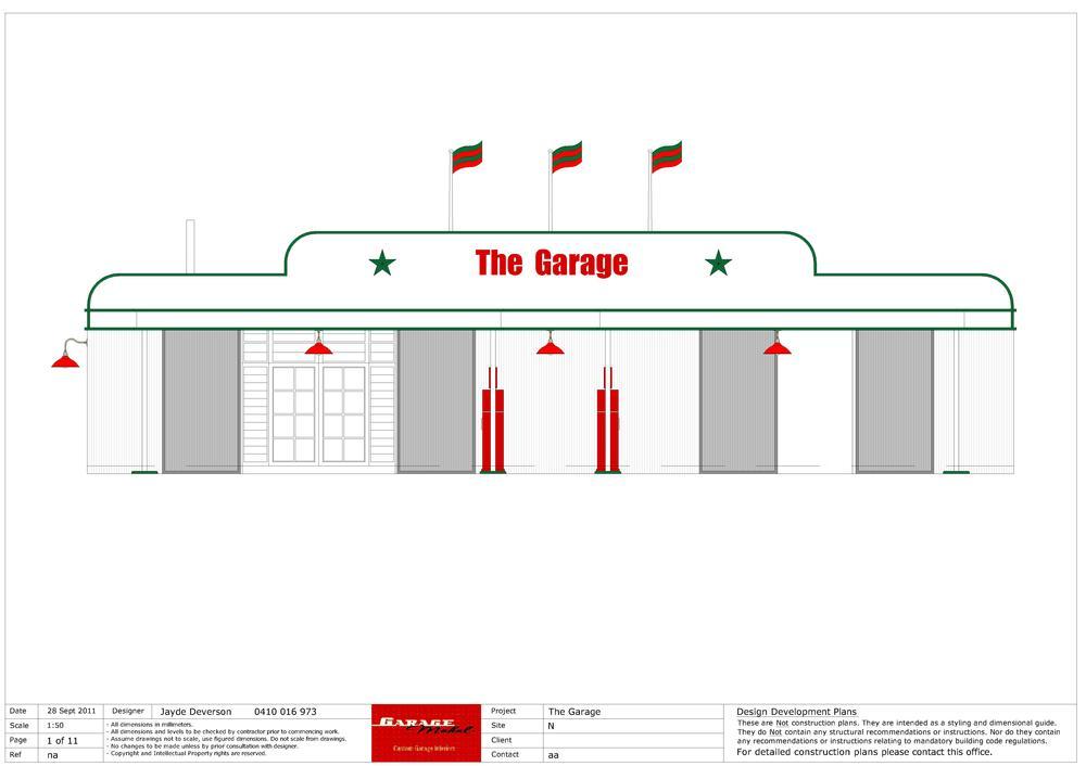 The Garage - 1 - East elevation.jpg
