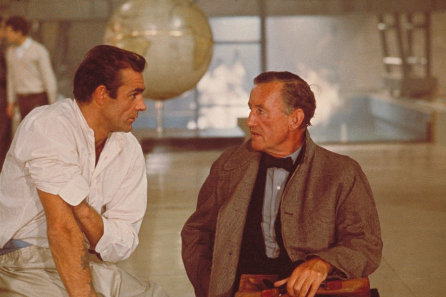 Dr. No(1962) First appearing in Ian Fleming's 1953 novelCasino Royale, James Bond didn't make his screen debut until 1962, inDr. No. Starring Sean Connery as the handsome, wisecracking MI6 agent