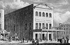 Royal Victoria Hall c.1880