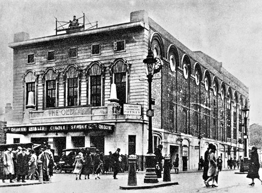 Old Vic c.1930