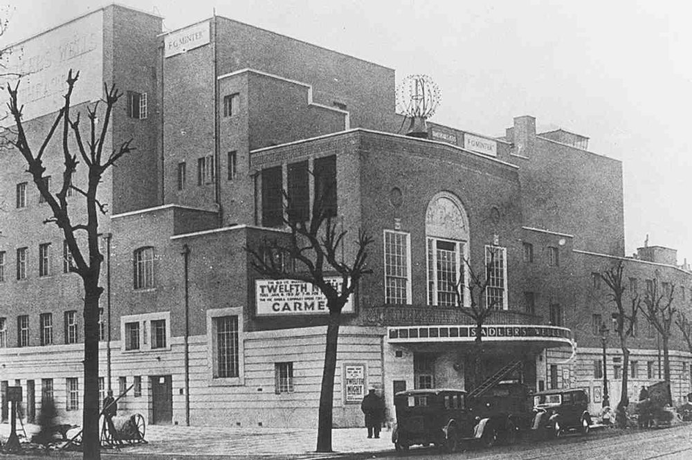 Sadler's Wells in 1931