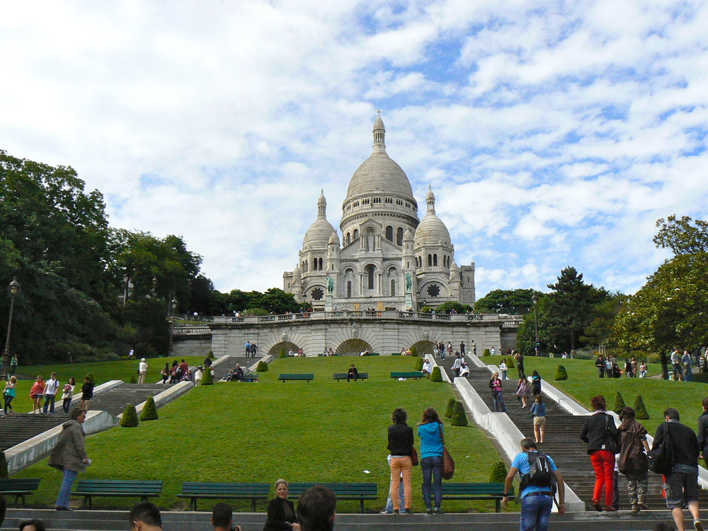 Basilique of the Sacré-Coeur