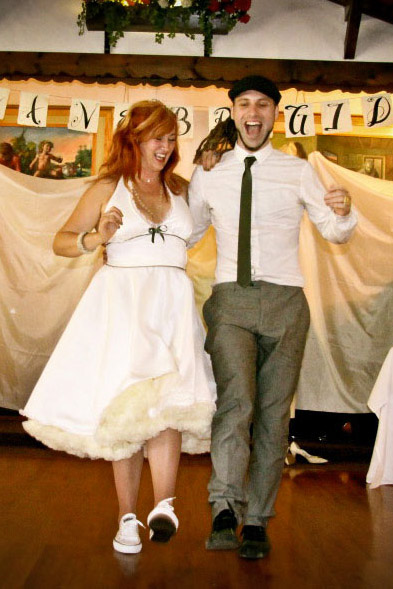 Evan & Brigid