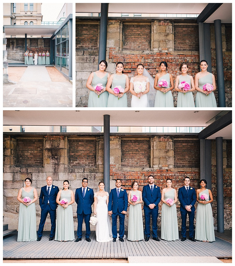 The Mint wedding sydney