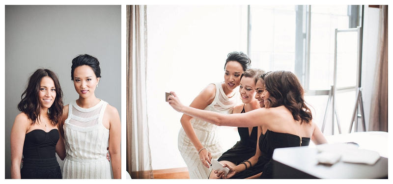 Bridal party |  Sydney Wedding
