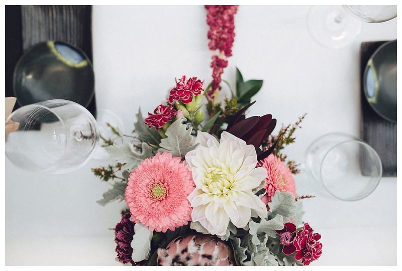 Flowers | Reception Styling | Sydney Wedding | Crane Bar